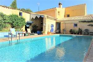 Country house for sale in Benissa.