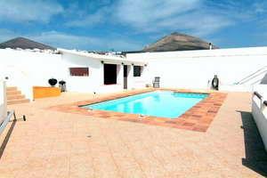 Casa venta en Tías, Lanzarote.