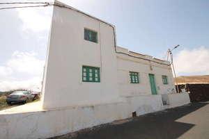 Casa venta en Los Valles, Teguise, Lanzarote.
