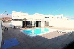 Villa Luxe vendre en Nazaret, Teguise, Lanzarote.
