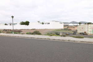 Plot for sale in Puerto Calero, Yaiza, Lanzarote.