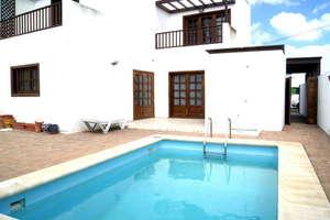 Duplex venta en Uga, Yaiza, Lanzarote.