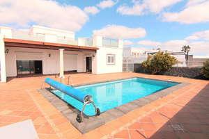 Villa Luxe vendre en Puerto Calero, Yaiza, Lanzarote.