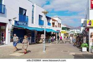 Geschäftslokal in Playa Blanca, Yaiza, Lanzarote.