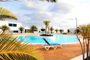 Bungalow for sale in Puerto Calero, Yaiza, Lanzarote.