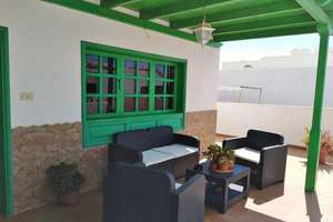 House for sale in Tías, Lanzarote.