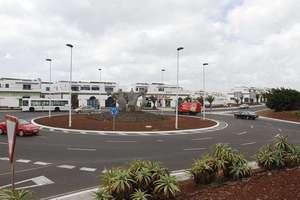停车场/车库 出售 进入 Playa Honda, San Bartolomé, Lanzarote.