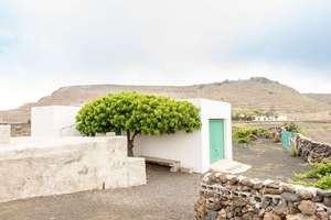 情节 出售 进入 Máguez, Haría, Lanzarote.
