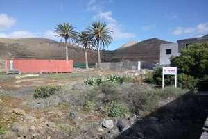 Участок Продажа в Tinajo, Lanzarote.