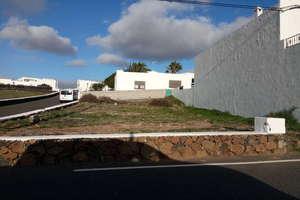 情节 出售 进入 Tinajo, Lanzarote.