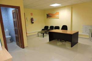 办公室 进入 Arrecife, Lanzarote.
