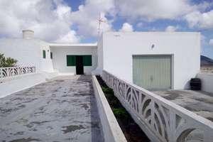 Maison de ville vendre en La Asomada, Tías, Lanzarote.