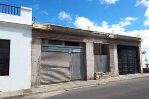 情节 出售 进入 Altavista, Arrecife, Lanzarote.