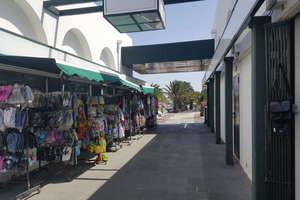 Locale commerciale en Costa Teguise, Lanzarote.