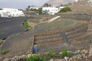 Grundstück/Finca zu verkaufen in La Vegueta, Tinajo, Lanzarote.