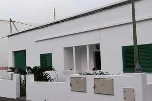 Maison de ville vendre en La Vegueta, Tinajo, Lanzarote.