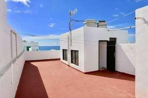Casa a due piani vendita in Punta Mujeres, Haría, Lanzarote.