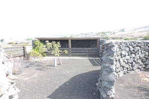 Parcelle/Propriété vendre en Uga, Yaiza, Lanzarote.