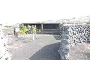Plot for sale in Uga, Yaiza, Lanzarote.