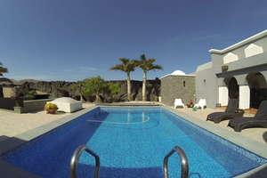 Villa zu verkaufen in Tahiche, Teguise, Lanzarote.