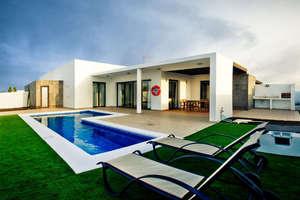 Villas Luksus til salg i Playa Blanca, Yaiza, Lanzarote.