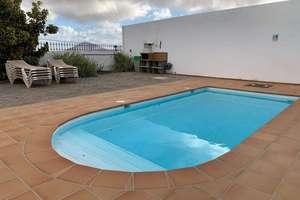 Villa's verkoop in Nazaret, Teguise, Lanzarote.