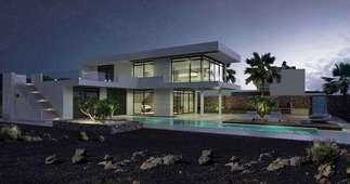 House for sale in Puerto Calero, Yaiza, Lanzarote.