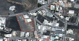 Urban plot for sale in Nazaret, Teguise, Lanzarote.
