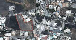 Trama urbana vendita in Nazaret, Teguise, Lanzarote.