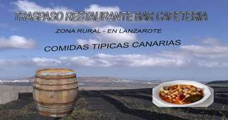 Commercial premise in Tao, Teguise, Lanzarote.