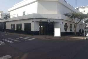 Handelspanden in Arrecife, Lanzarote.