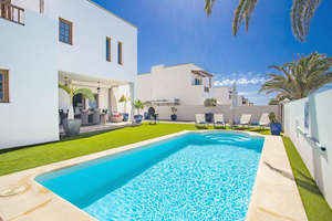 Chalet Luxury in Costa Teguise, Lanzarote.