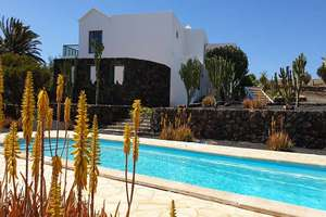 Villa for sale in Teseguite, Teguise, Lanzarote.