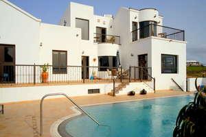 Villa Lujo venta en El Mojón, Teguise, Lanzarote.