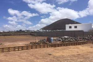 Urban plot for sale in Tahiche, Teguise, Lanzarote.