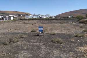Urban plot for sale in Mancha Blanca, Tinajo, Lanzarote.