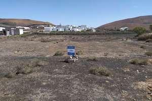 Urban plot for sale in Mancha Blanca, Tinajo, Lanzarote.
