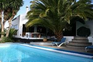 Villa for sale in Femés, Yaiza, Lanzarote.
