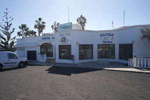 Geschäftslokal zu verkaufen in Charco del Palo, Haría, Lanzarote.