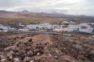 Parcelle urbaine vendre en Soo, Teguise, Lanzarote.