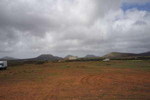 Rural/Agricultural land for sale in El Islote, San Bartolomé, Lanzarote.
