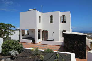 Villa Luxus zu verkaufen in Tinajo, Lanzarote.