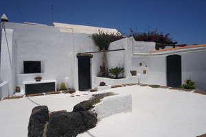 Villa Luxe vendre en Güime, San Bartolomé, Lanzarote.