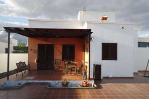 Villa for sale in Tahiche, Teguise, Lanzarote.