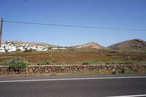 Terreno rústico/agrícola venta en Nazaret, Teguise, Lanzarote.