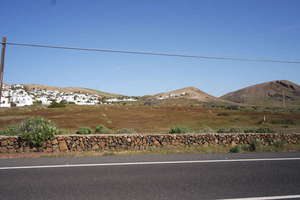 Rural/Agricultural land for sale in Nazaret, Teguise, Lanzarote.