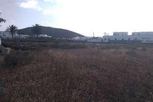 Urban plot for sale in Tinajo, Lanzarote.