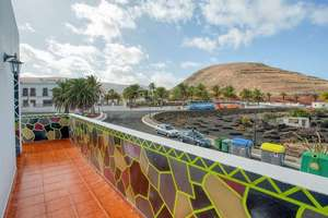 Semidetached house for sale in Yaiza, Lanzarote.