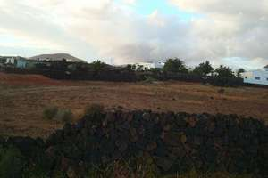 Plot for sale in Tahiche, Teguise, Lanzarote.