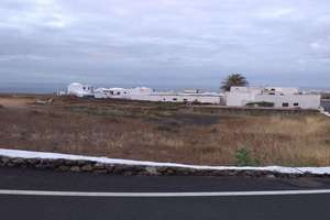 Plot for sale in San Bartolomé, Lanzarote.